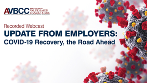 August 12, 2020: Update From Employers: COVID-19 Recovery, the Road Ahead